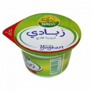 Nada Yoghurt Cucumber & Mint 150g