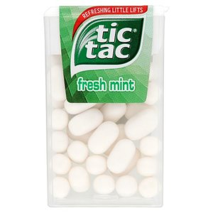 Tic Tac Candy Fresh Mint 18g
