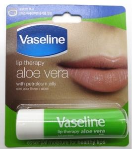 Vaseline Lip Balm Therapy Aloe Vera 4.8g