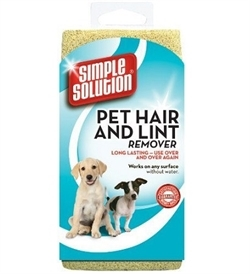 Simple Solution Pet Hair And Lint Remover 1pc