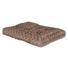 Midwest Homes Ombre Mocha Swirl Fur Pet Bed 30 inch