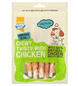 Armitage Good Boy Chewy Chicken Twists 90g
