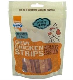 Armitage Good Boy Chewy Chicken Stri 100g