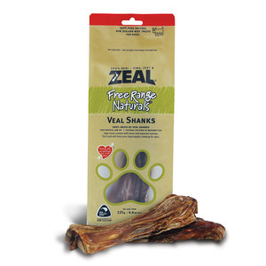 Zeal Veal Shanks 150g