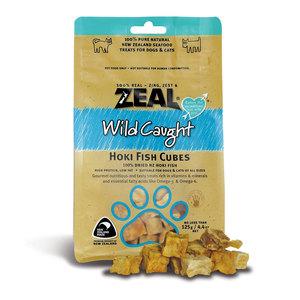 Zeal Hoki Fish Cubes 125g