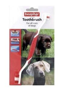 Beaphar Tooth Brush On Blister 50g