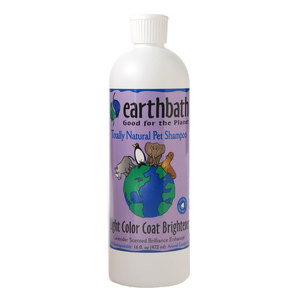 Earth Bath Light Color Coat Brightener Shampoo 472ml