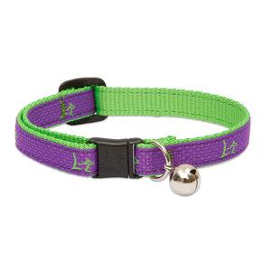 Lupine Cat Collar Hampton Purple With Bell 1pc