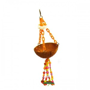 Pado Bird Toy Natural And Clean 1pc