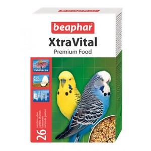Beaphar Xtra Vital Parakeet Feed 500GM