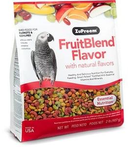 Zupreem Fruitblend Parrots 1pc