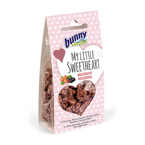 Bunny Little Sweetheart Red Berries 30g