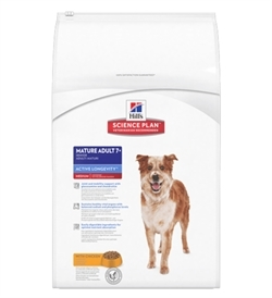 Hills Science Plan Canine Mature Adult 7+ Active Longevity Medium With Chicken 3 Kg