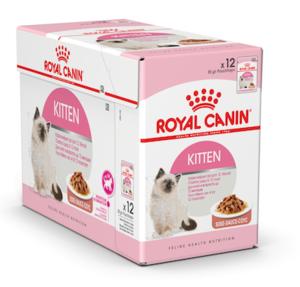 Royal Canin Kitten Instinctive In Gravy 12x85g