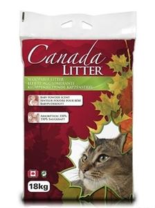 Canada Litter Baby Powder Scent 18kg