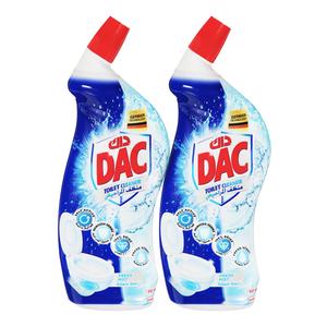 Dac Toilet Cleaner Fresh Mist 2x750ml