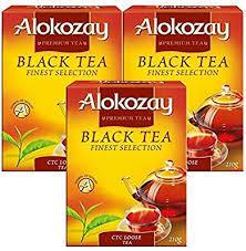 Alokozay Loose Tea 3x210g