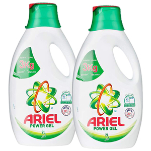 Ariel Regular Liquid Double Pack 2x2L