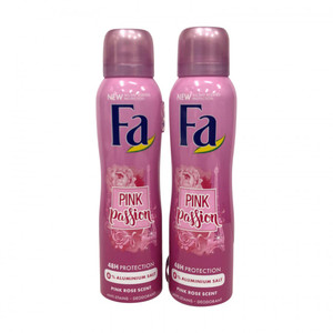 Fa Deo Spray 2x150ml