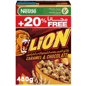 Lion Cereal 480g