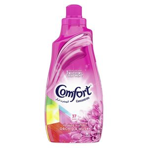 Comfort Concentrated Fabric Softener Orchid & Musk 2x1.5l