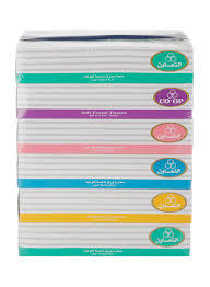 Co-op Facial Tissue 6pack