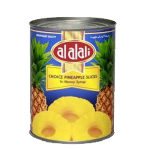 Al Alali Pineapple Slice 234g