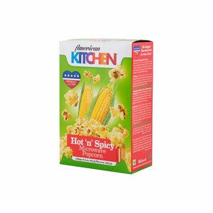 Amer Kitchen Popcorn Hot And Spicy 3X3oz