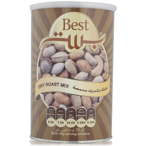Best Dry Roast Mix Nuts 450g