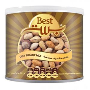 Best Dry Roast Mix Nuts 110g