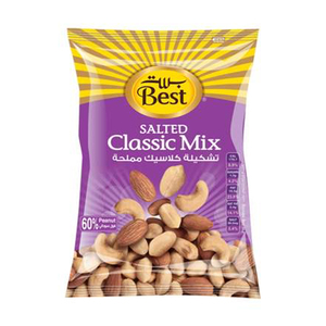 Best Salted Classic Mix Nuts 150g