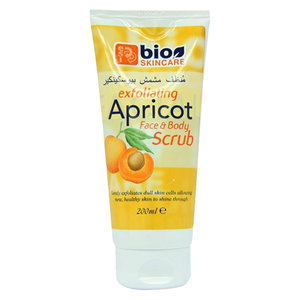 Bioskincare Face&Body Scrub Apricot 200ml