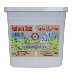 Chtoora Arrish Cheese Low Fat 400g