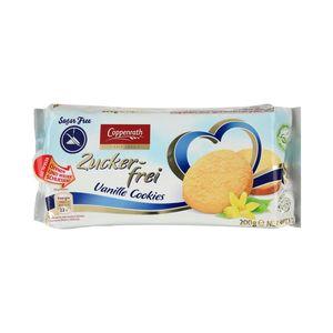 Coppenrath Sugar Free Vanilla Cookies 15x200g