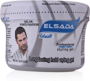 Elsada Hair Gel Tub Grey 250ml