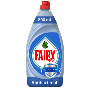 Fairy Platinum Anti-Bacterial Dish Washing Liquid Soap 800ml