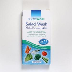 Food Saf Salad Wash Tablets 32s