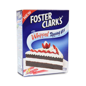 F/Clark's Whipped Topping Mix 78g
