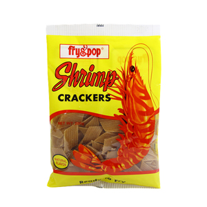 Fry Pop Shrimp Crackers 200g