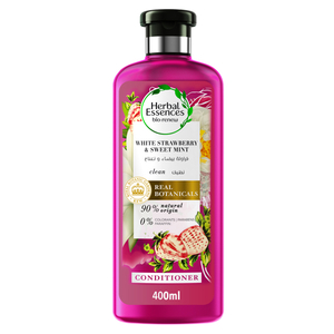 Herbal Essences Bio Renew Clean White Strawberry & Sweet Mint Conditioner 400ml