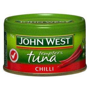 John West Tuna Tempters Chilli 95g