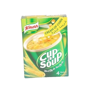 Knorr Cup A Soup Cream Of Corn Soup 80g