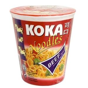 Koka Cup Noodles Beef 70g