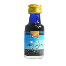 Natco Food Color Blue 28ml