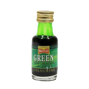 Natco Food Color Green 28ml