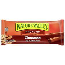 Nature Valley Crunchy Granola Bars Oats And Cinnamon 42g
