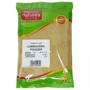 Nature's Choice Corriander Powder 200g