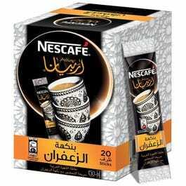 Nescafe Arabiana Instant Arabic Coffee 20x3g