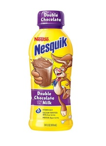 Nesquik Chocolate Low Fat Milk 14oz