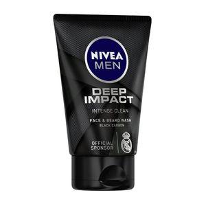 Nivea Men Deep Face Wash 12x100ml